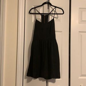 BCBG size 4 black dress.